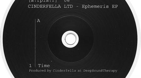 Cinderfella LTD – Ephemeris EP
