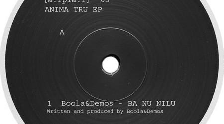 Boola & Demos – Anima Tru EP