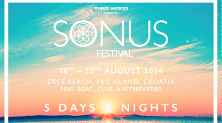 Praslesh at Sonus Festival 2014 playlist