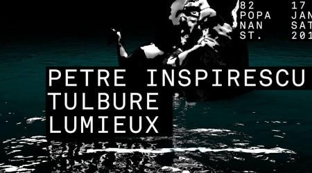 Petre Inspirescu at Club Guesthouse | 17.01.2015