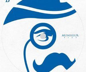 Monsieur Blue 001