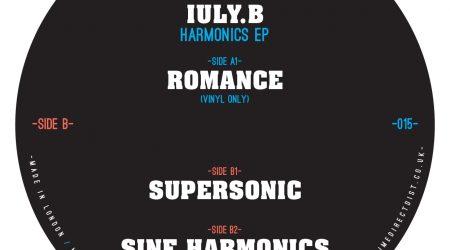 IULY.B – Harmonics Ep