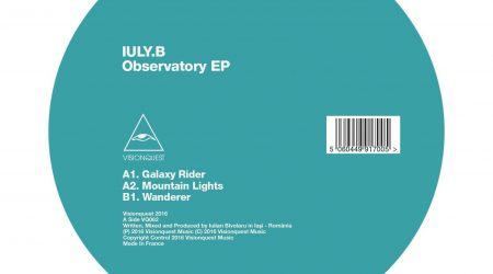 IULY.B – OBSERVATORY EP