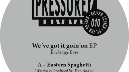 Backstage Boys – Weve Got It Goin On Ep