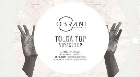 Tolga Top – VOYAGER EP (180G, VINYL ONLY)