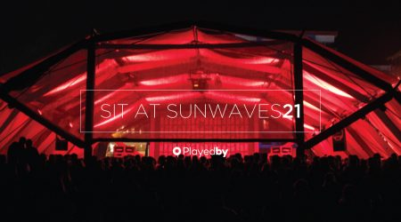 SIT at Sunwaves 21 | 29.04.2017