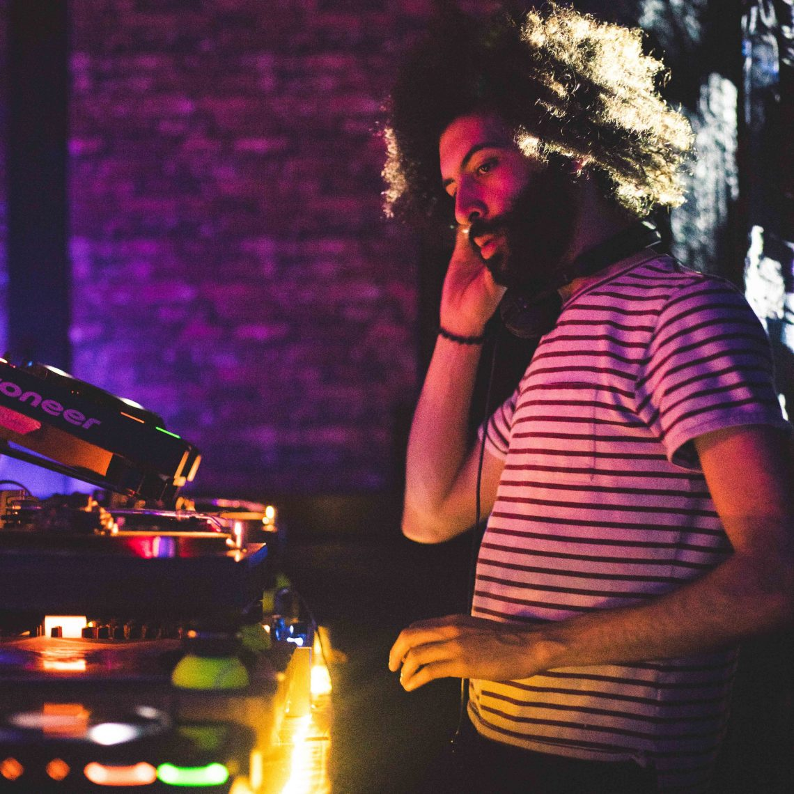 Stream 2 hours of Afriqua, recorded live at R&S Release party in Portland/USA