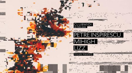 Club Midi: Petre Inspirescu, Mihigh, Lizz