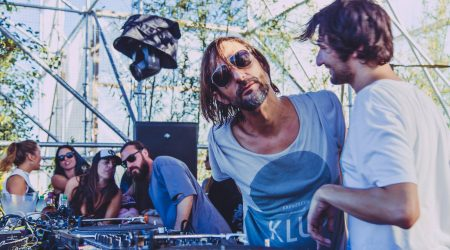 Ricardo Villalobos and Raresh will play b2b a 4h vinyl only set at Time Warp 2018