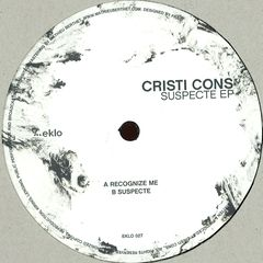 Cristi Cons – Suspecte EP