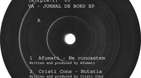 Various ‎– Jurnal De Bord EP