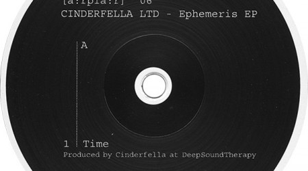 Cinderfella LTD ‎– Ephemeris EP