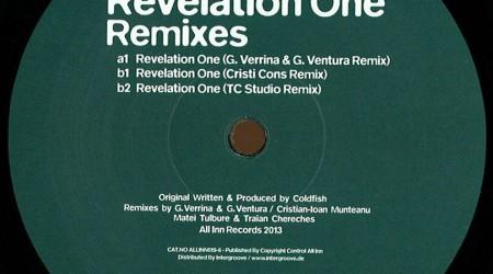 Coldfish – Revelation 1 Remixes (vinyl only)