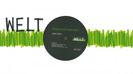 Nima Gorji – People From Here Vol. 1