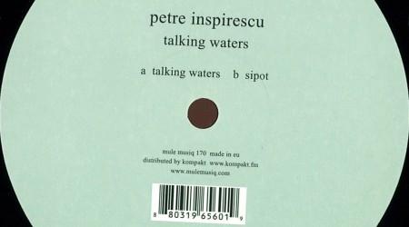 Petre Inspirescu – Talking Waters