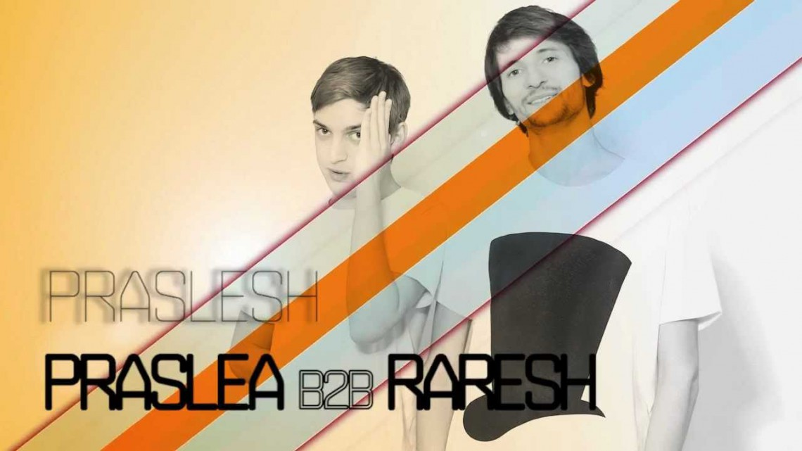 Praslesh live mix at Ibiza Sonica Radio | 09.10.2012