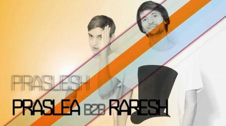 Praslesh live mix at Ibiza Sonica Radio   09.10.2012