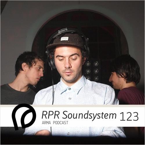RPR Soundsystem @ NYE MMXIV | ARMA PODCAST 123