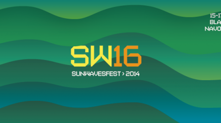 Petre Inspirescu at Sunwaves 16