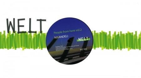 Nixandeli – People from here vol. 2