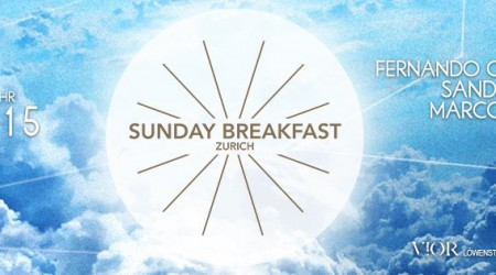 Praslea at Sunday Breakfast, Zurich | 26.04.2015
