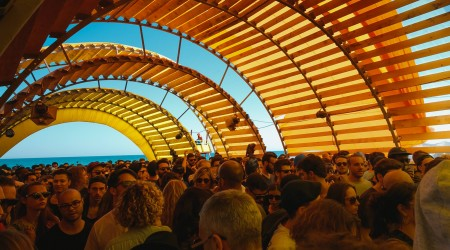 Sunwaves experience: salty lips, restless feet, otherworldly beats.