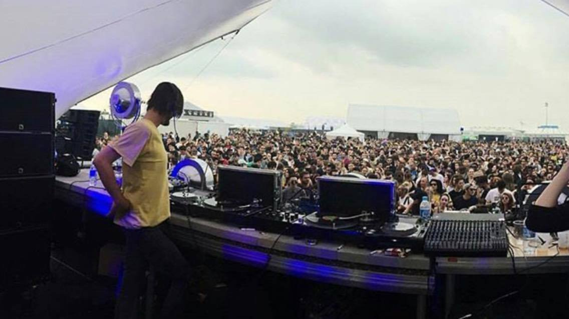Ricardo Villalobos b2b Zip at Weather Festival 2016