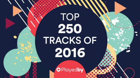 Top 250 Tracks of 2016