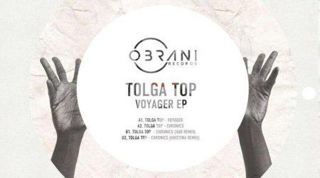 Tolga Top – VOYAGER EP (180G, VINYL ONLY)