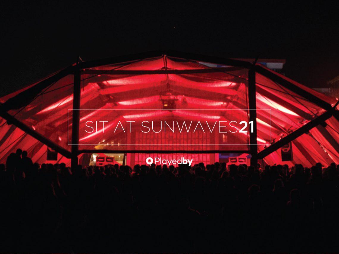 SIT at Sunwaves 21   29.04.2017