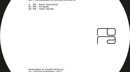 MP – COPENHAGEN INTERPRETATIONS EP [Rora015]