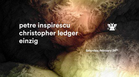 GH 24.2: Petre Inspirescu / Christopher Ledger / Einzig