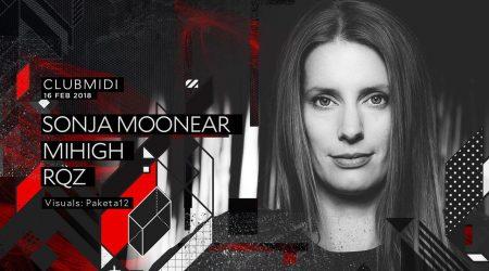 Club Midi: Sonja Moonear | Mihigh | Rqz