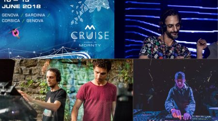 Ricardo Villalobos, SIT, Ion Ludwig announced to play at Mdrnty Cruise 2018