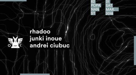 GH 31.3: Rhadoo / Junki Inoue / Andrei Ciubuc