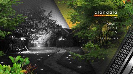 ▼ Alandala secret garden v.002