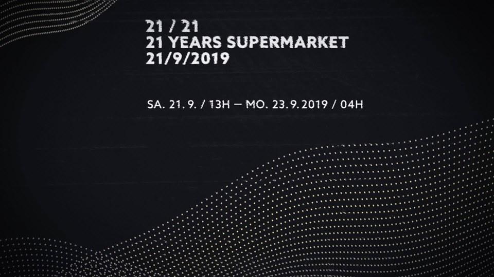 Zurich's Club Supermarket turns 21Y
