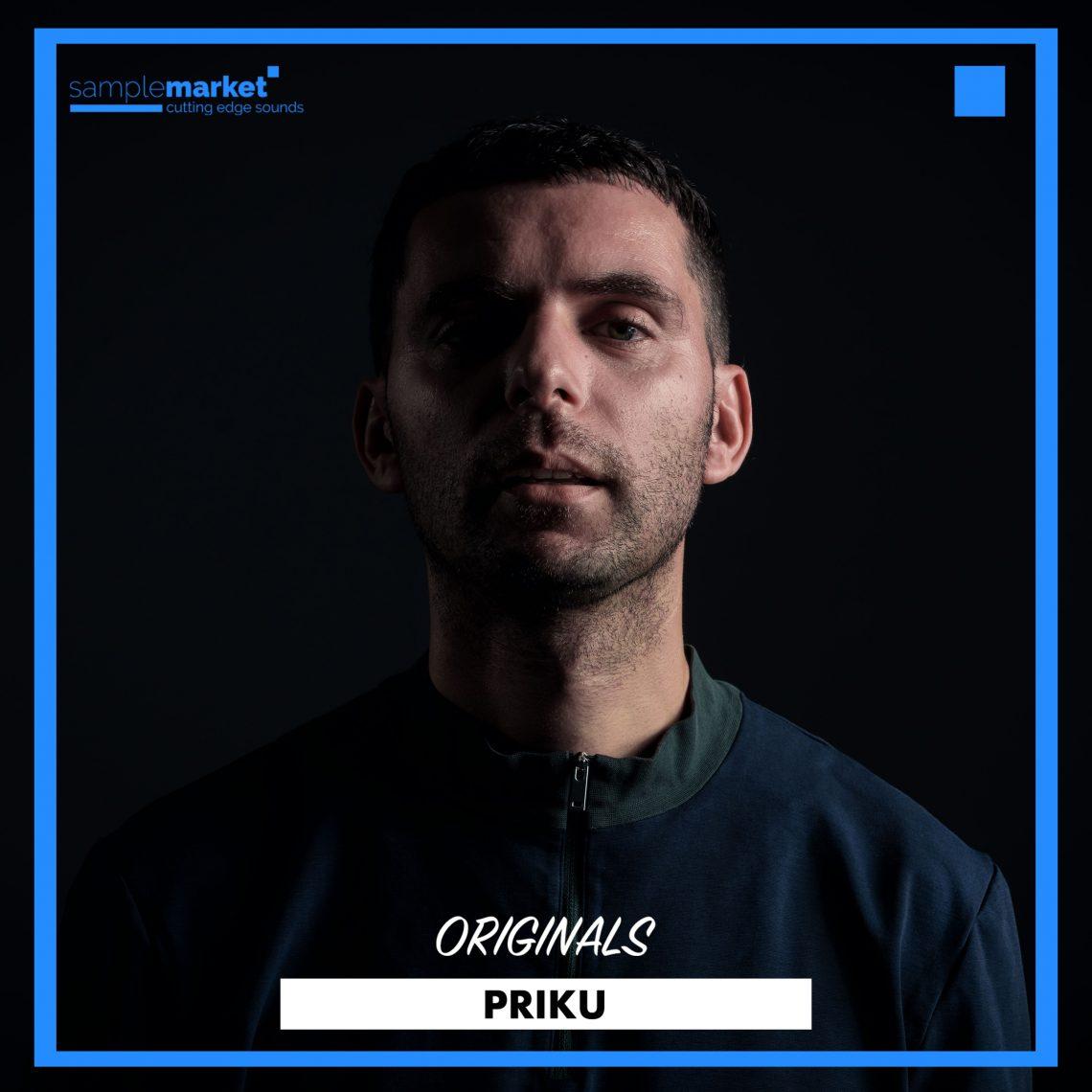 Exclusive Priku Pack is released at Samplemarket